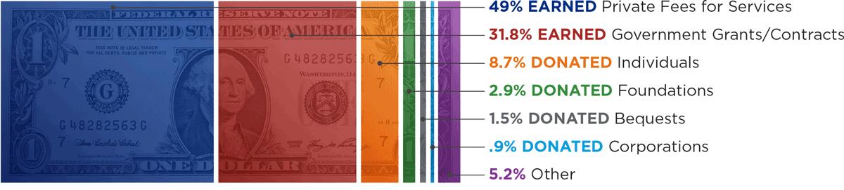 Nonprofit Revenue Sources